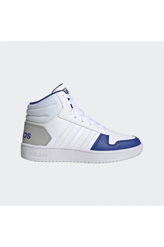 Zapatillas para niños Adidas HOOPS MID 2.0 GZ7770 - msdsport - masdeporte