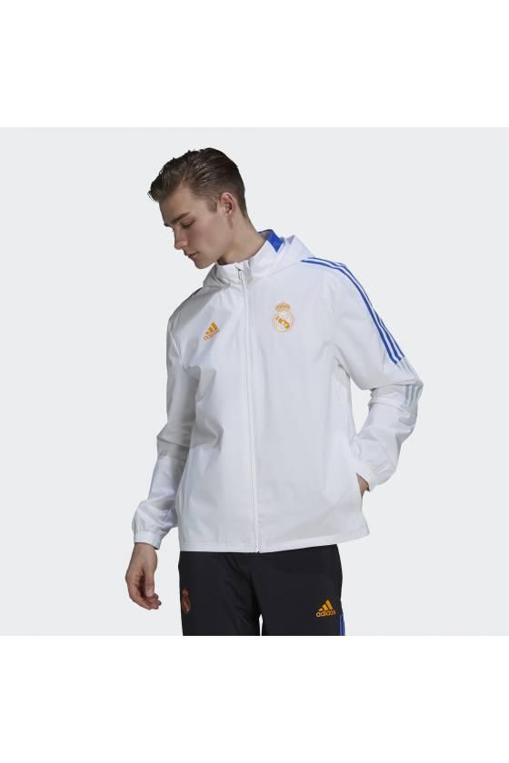 Chaqueta cortavientos Real Madrid GR4338 - msdsport - masdeporte