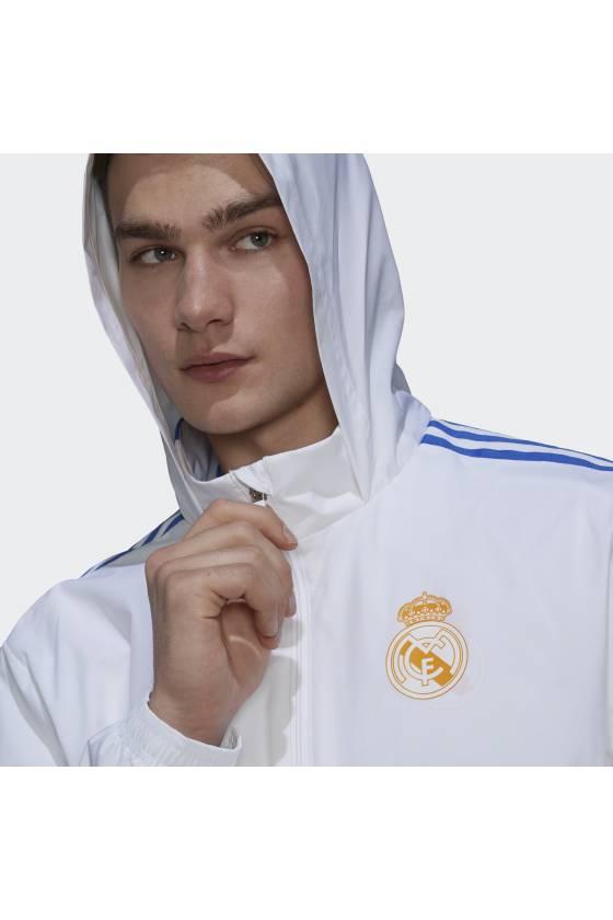 Chaqueta cortavientos Real Madrid