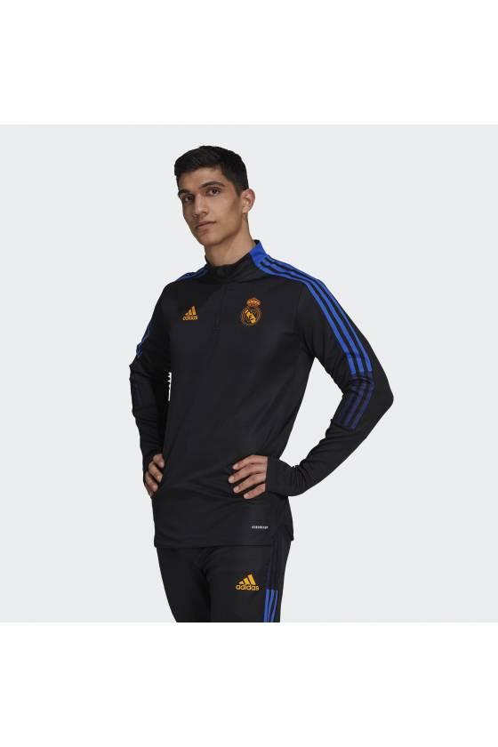 Sudadera para hombre Real Madrid Tiro GR4327 - msdsport - masdeporte