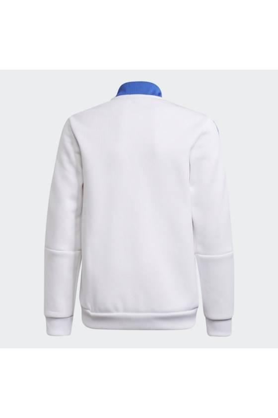 Chaqueta Adidas para niños Real Madrid