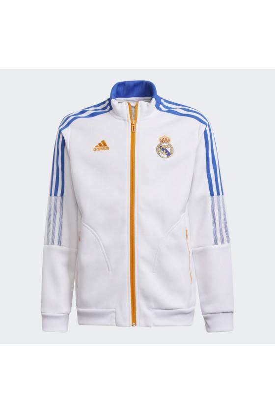 Chaqueta para niños Real Madrid Adidas GR4272 - msdsport