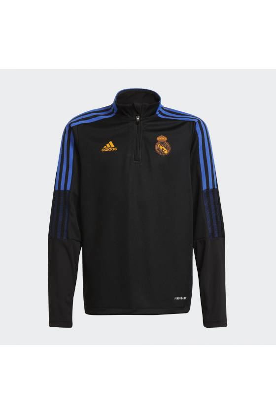 Sudadera de entrenamiento para niños Real Madrid Adidas GR4351 - msdsport