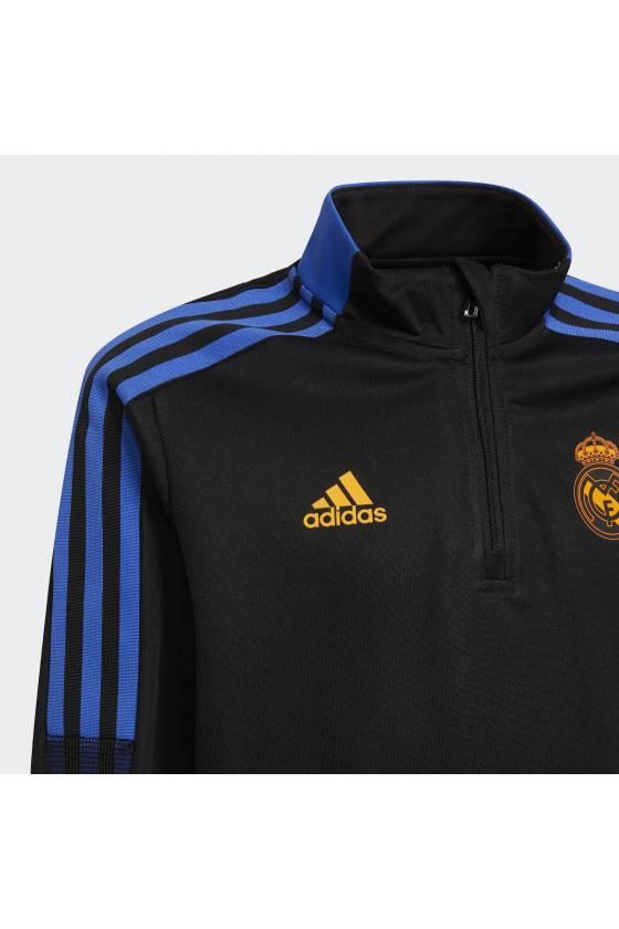 Sudadera Adidas de entrenamiento para niños Real Madrid