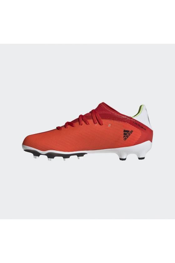 Botas de fútbol para niños Adidas SPEEDFLOW.3 FY3261 - msdport - masdeporte