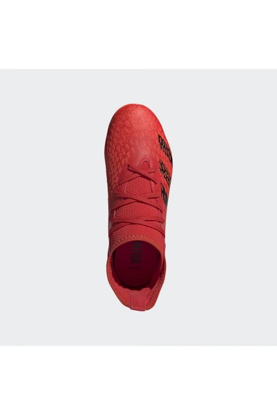 Botas de fútbol para niños Adidas PREDATOR FREAK.3 FY6304 - msdsport - masdeporte
