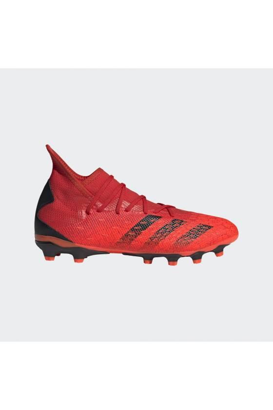 Botas de fútbol Adultos Adidas PREDATOR FREAK .3 FY6303 - msdsport