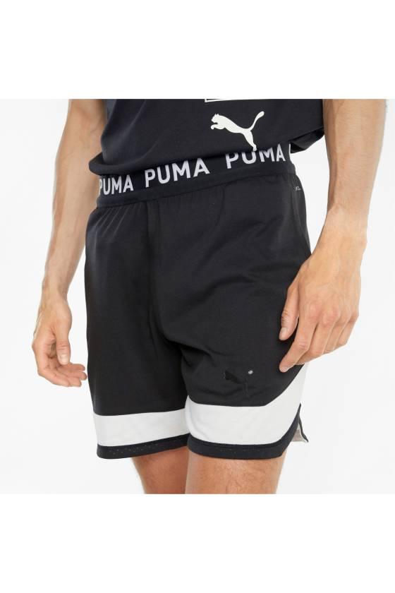 "TRAIN VENT KNIT 7"" SHO Puma Black FA2021"