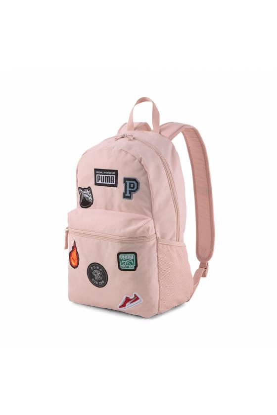 PUMA Patch Backpack Lotus...