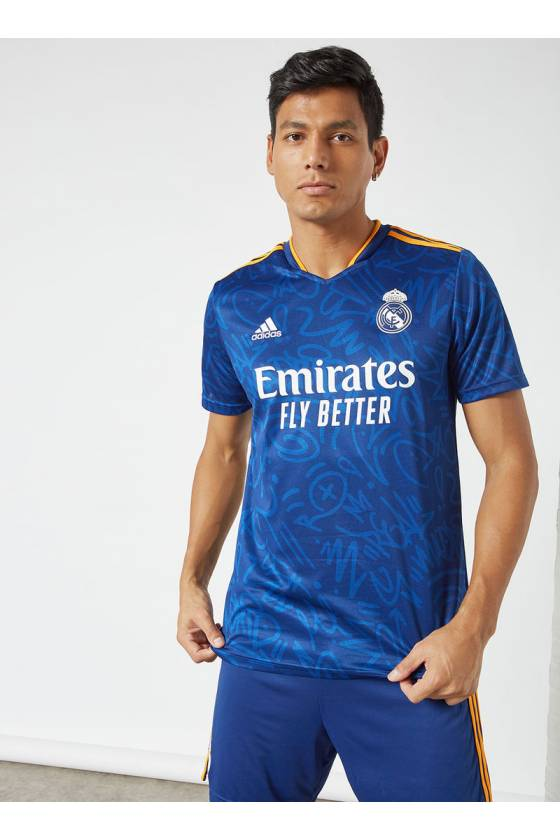 Camiseta del Real Madrid Segunda Equipación 2021-2022 - Msdsport by Msdsport