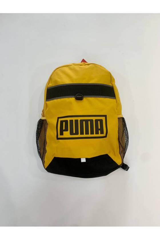 Mochila Puma Plus Backpack Mineral Yellow - Msdsport by Masdeporte (aun no disponible)