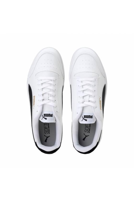 Zapatillas Puma Shuffle White