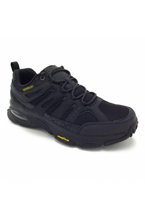 Zapatillas Skechers para hombre Air Envoy Goodyear - 237214 BBK - msdsport