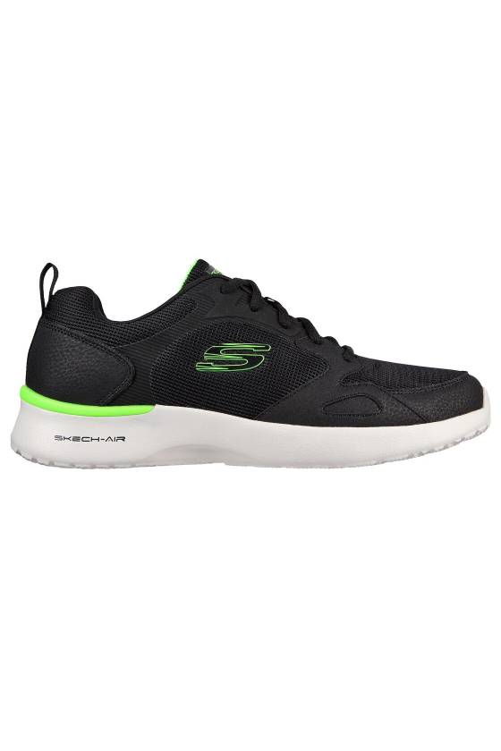 Zapatillas Skechers Air Dynamight para hombre 232292-BKLM - msdsport