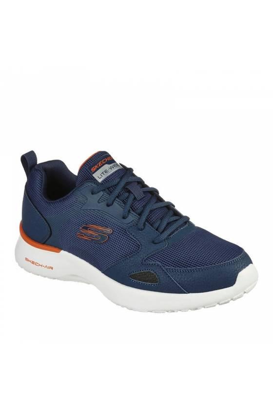 Zapatillas Skechers AIR DYNAMIGHT NVOR para hombre 232292-NVOR - msdsport