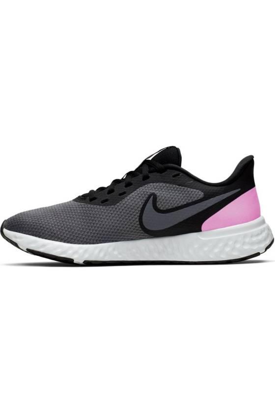 Zapatillas para mujer Nike Revolution 5 BQ3207-004 - msdsport - masdeporte