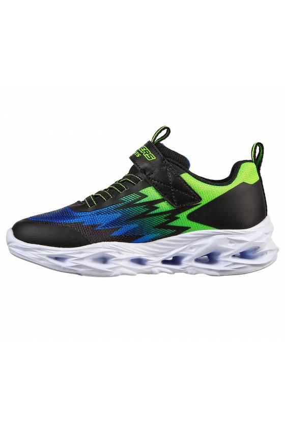 Zapatillas Skechers para niños Lights Vortex Flash Zorent