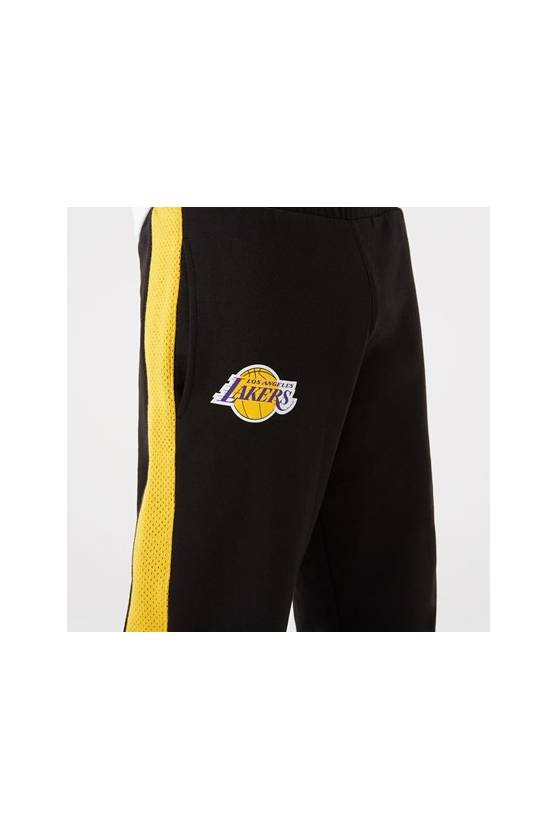 NBA TEAM LOGO JOGGER LOSLAK BLACK FA2021