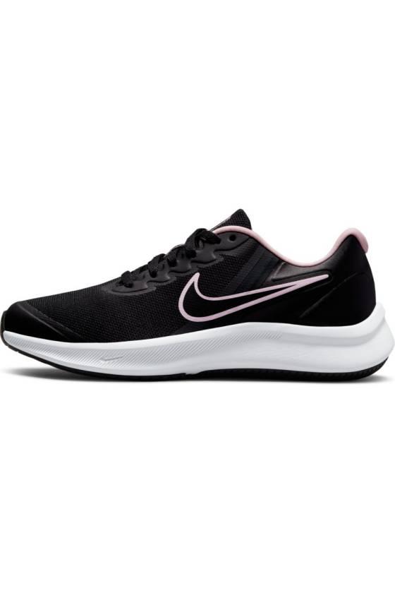 Zapatillas paras niños Nike Star Runner 3 DA2776-002 - msdsport - masdeporte