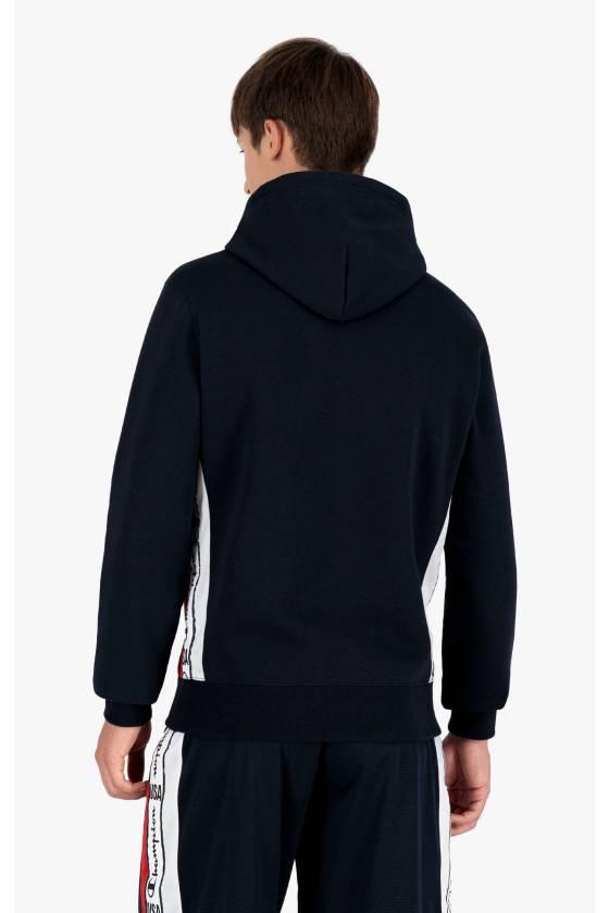 Hooded Sweatshirt NNY/WHT/HT FA2021