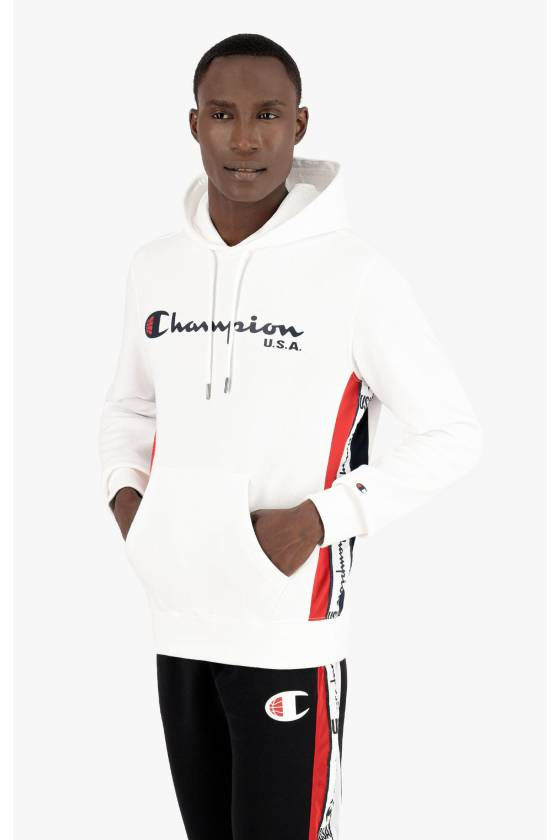 Hooded Sweatshirt WHT/NNY/HT FA2021