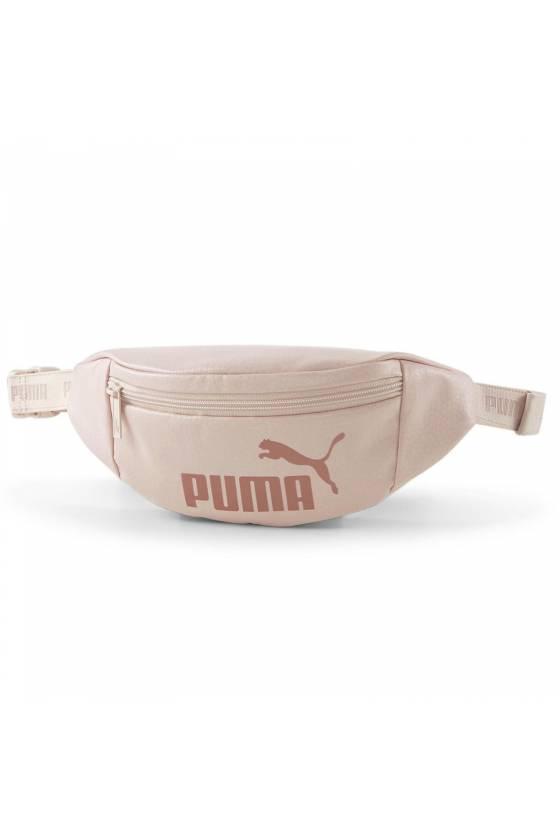 Riñonera Puma Core Up Waistbag Lotus - Msdsport masdeporte