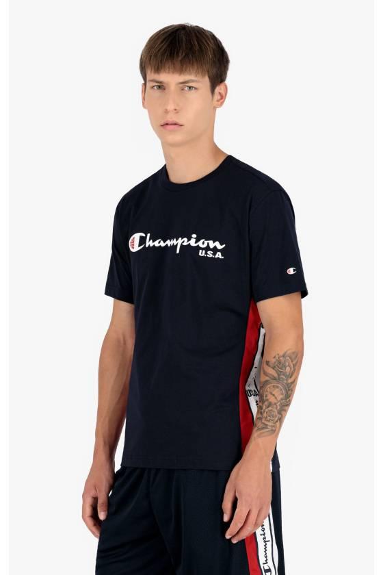Crewneck T-Shirt NNY/WHT/HT FA2021