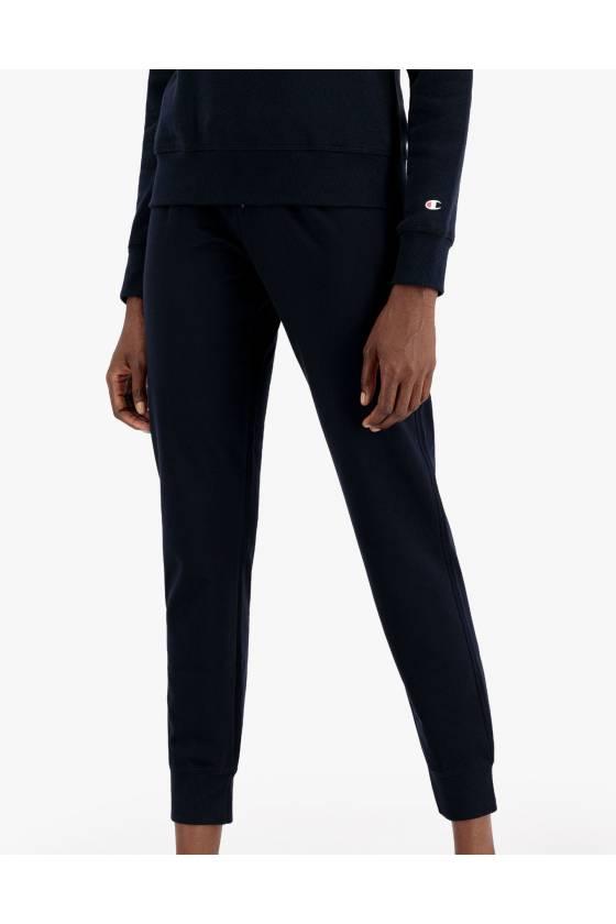 Pantalones Champion Legacy - Rib Cuff - Dark Blue