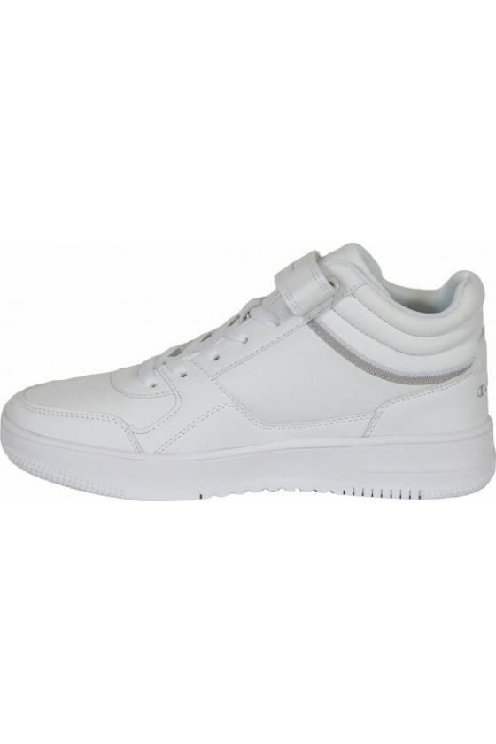 Mid Cut Shoe REBOUND M TRIPLE WHT FA2021