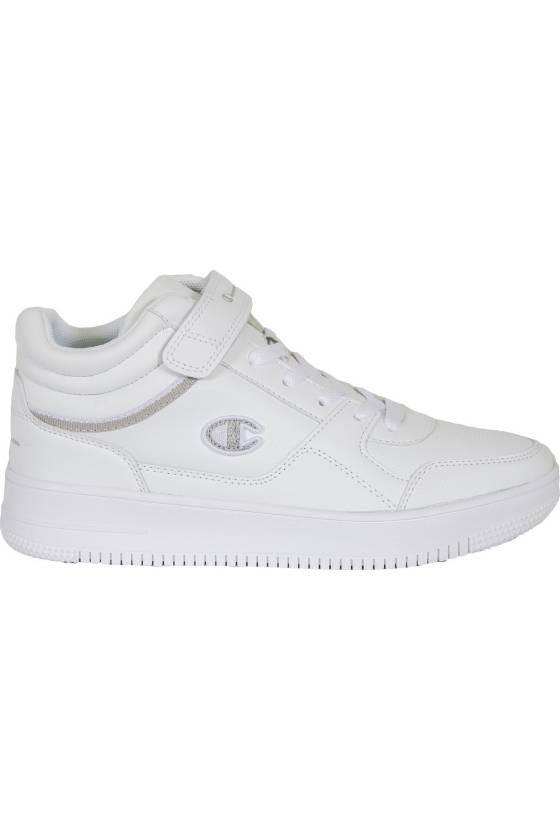 Mid Cut Shoe REBOUND M...
