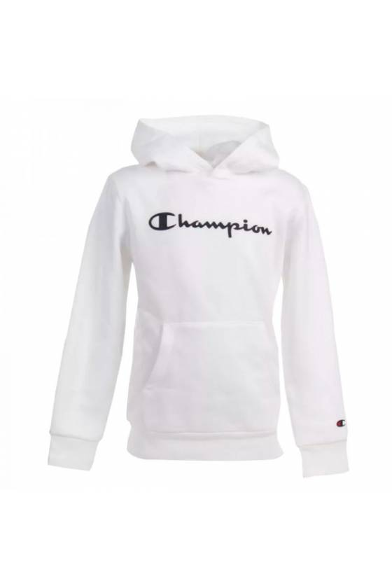 Hooded Sweatshirt WHT FA2021