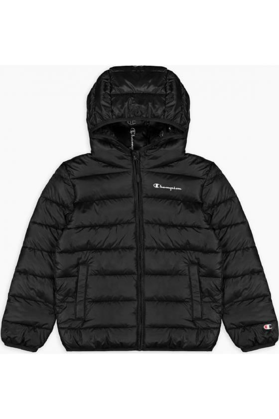 Hooded Jacket NBK/NBK/AL...