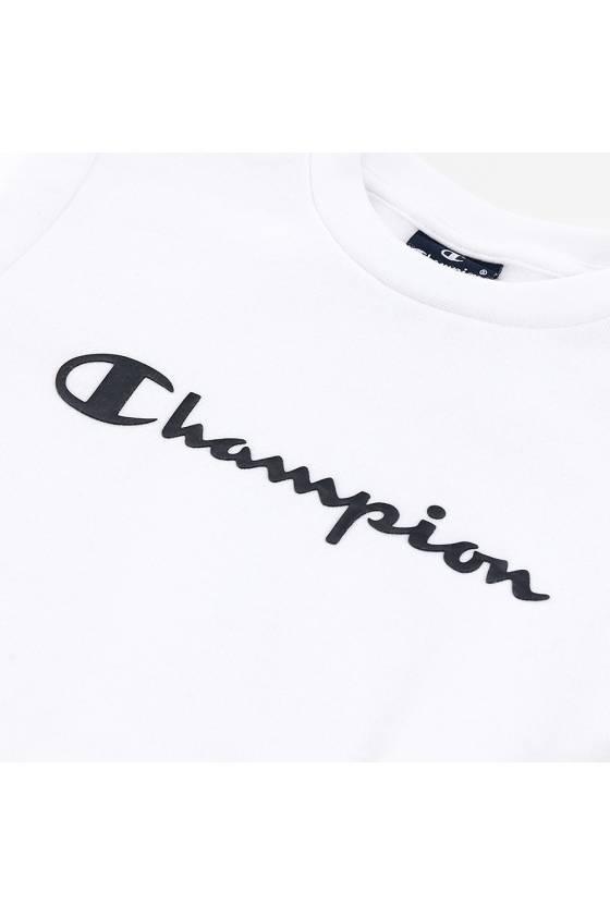 Crewneck Sweatshirt WHT FA2021