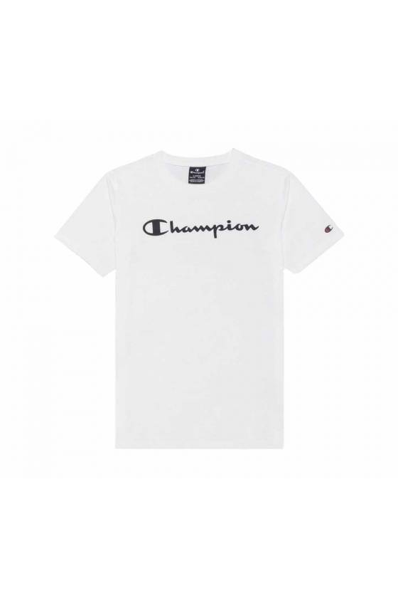 Crewneck T-Shirt WHT FA2021