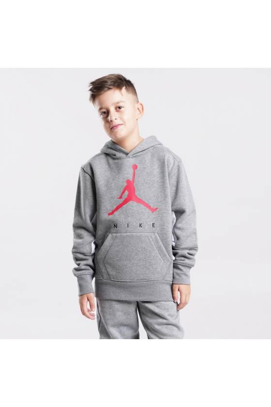 Sudadera Jordan Jumpman con capucha para niños 95A675-GEH - msdsport