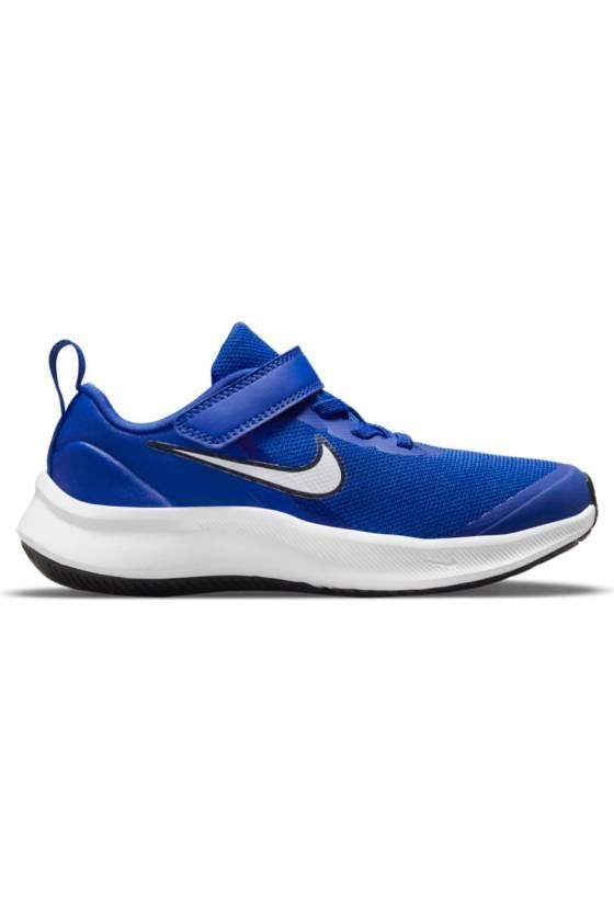 Zapatillas para niño Nike Star Runner 3 DA2777-400 - msdsport