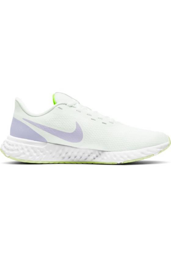 Zapatillas para mujer Nike Revolution 5 BQ3207-110 - msdsport