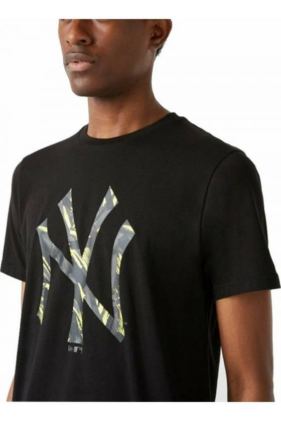 Camiseta New Era MLB New York Yankees para hombre