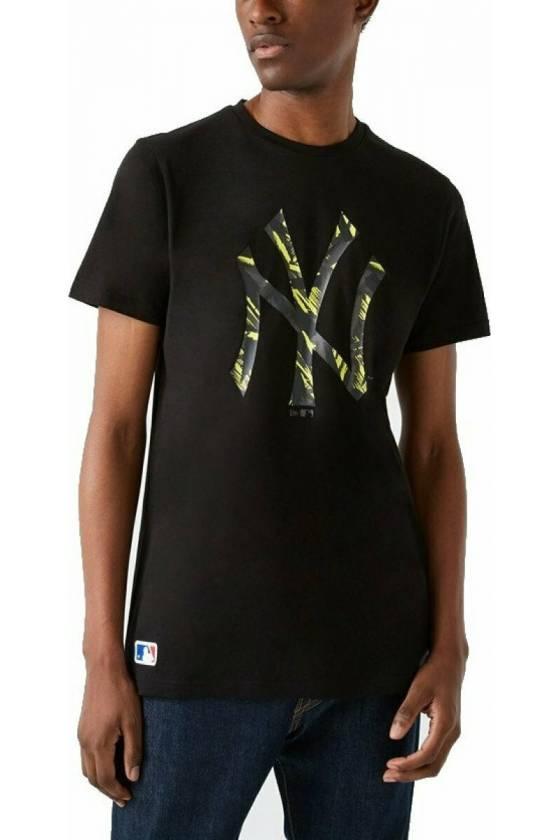 Camiseta New Era MLB New York Yankees para hombre 12827252 - msdsport