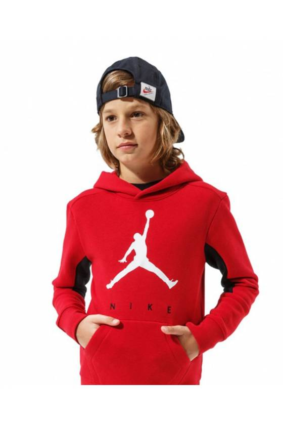 Sudadera para niños Jordan Jumpman by Nike 95A675-R78 - msdsport