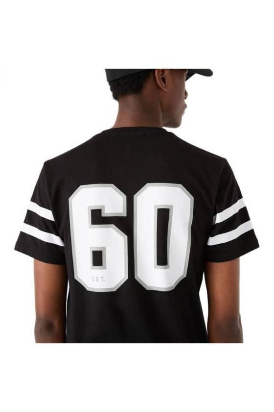 NFL JERSEY INSPIRED TEE LAS BLACK FA2021