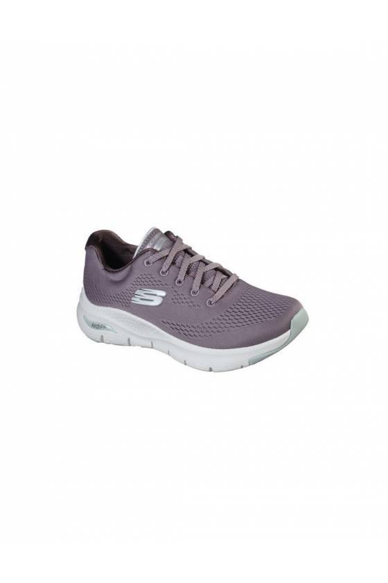 Zapatillas Skechers de mujer ARCH FIT LAV 149057 LAV - msdsport