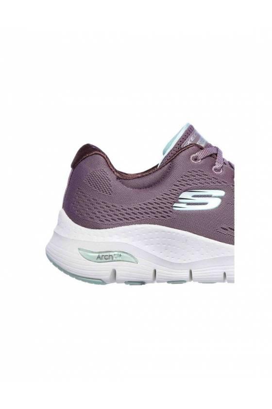 Zapatillas Skechers de mujer ARCH FIT LAV