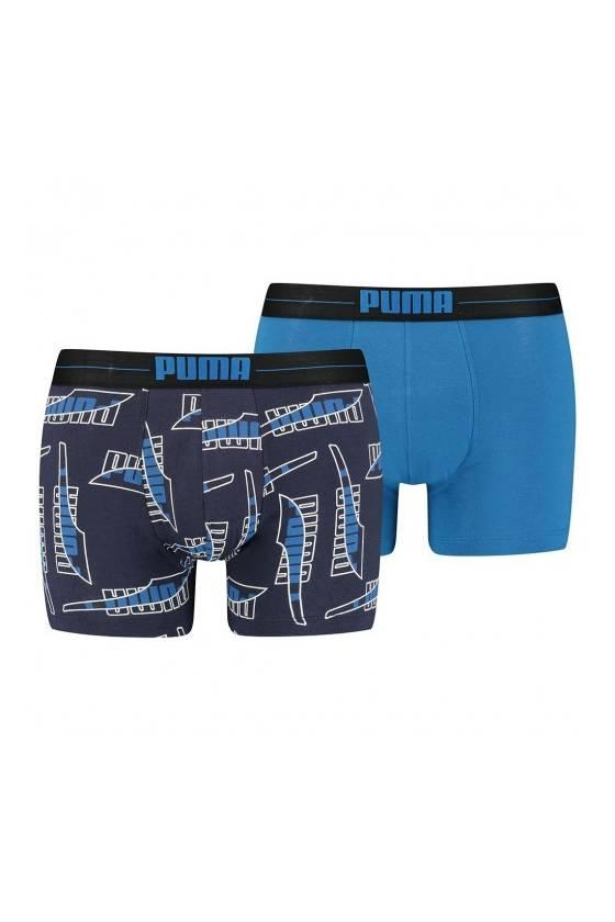Boxer Hombre Puma Formstrip Pack 2 - 701202497-002 - msdsport