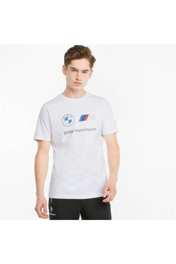 BMW MMS ESS Logo Tee Puma White FA2021