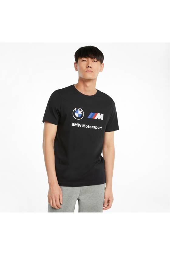 BMW MMS ESS Logo Tee Puma Black FA2021
