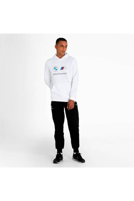 BMW MMS ESS Fleece Hoo Puma White FA2021
