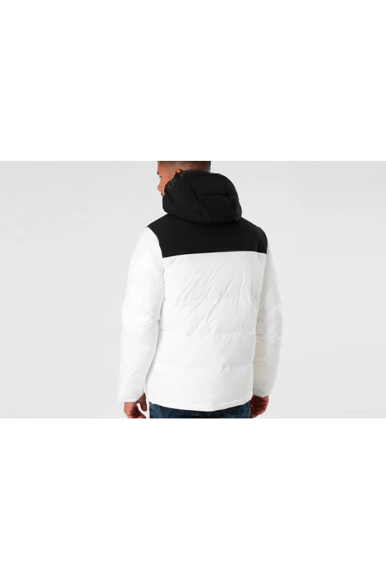 Hooded Jacket WHT/NBK FA2021