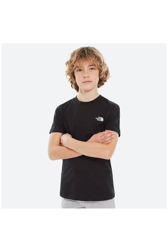 Camiseta The North Face Simple Dome niños NF0A2WANKY4 - msdsport