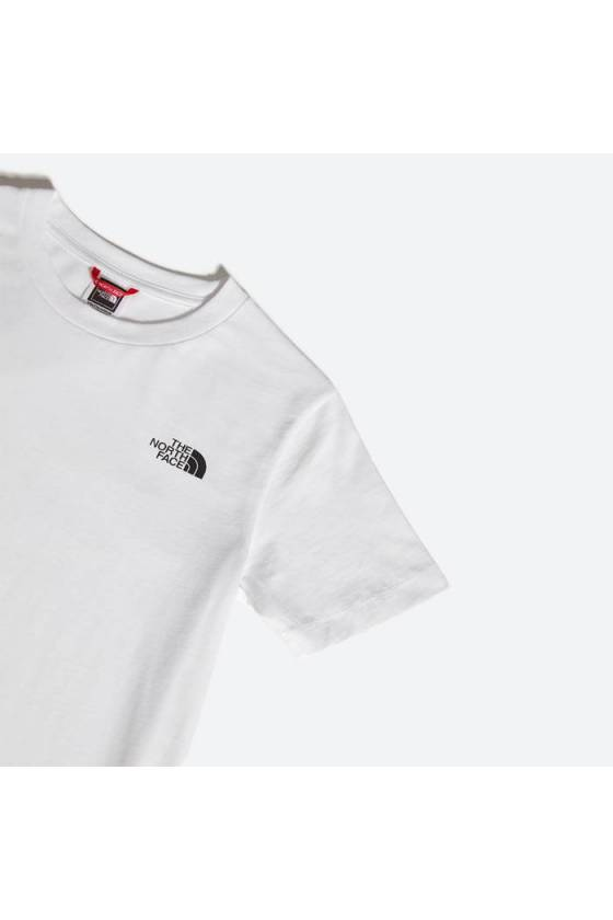 Y SS SIMPLE DOME TEE TNF White- FA2021